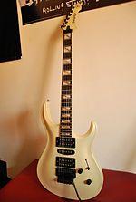 1991 Yamaha Pacifica 1421 - Pearl White (5848638572).jpg