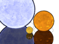 1e9m comparison Gamma Orionis, Algol B, the Sun, and smaller - antialiased transparency.png