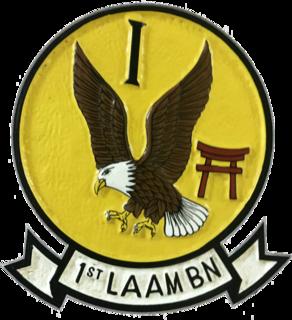 1st Light Antiaircraft Missile Battalion Military unit