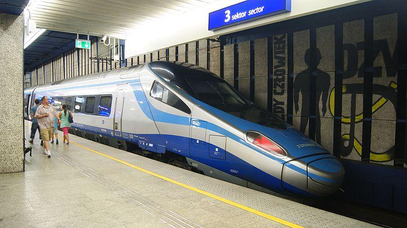 PKP Intercity купит 12 новых электропоездов