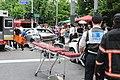 2000년대 초반 서울소방 소방공무원(소방관) 활동 사진 2011060784-ECDDPC 창동 이마트 사거리 교통사고(단순교통사고)5.JPG