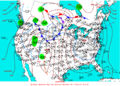 2004-02-28 Surface Weather Map NOAA.png