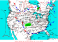2004-06-20 Surface Weather Map NOAA.png