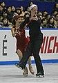 2008 NHK Trophy Ice-dance Samuelson-Bates02.jpg