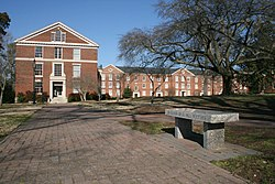 2009-02-21 SEBTS campus.jpg