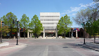 Moorhead, Minnesota - Moorhead City Hall