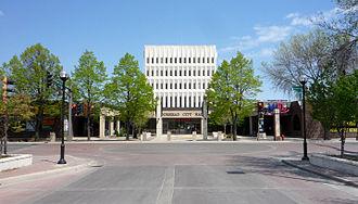 Moorhead, Minnesota - Moorhead City Hall