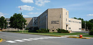 Menomonie, Wisconsin - Dunn County Government Center, Menomonie