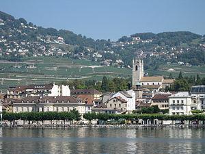 Vevey - Image: 2009 08 27 Lake Geneva 392