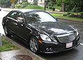 2010 Mercedes-Benz E550 1 -- 07-23-2009.jpg