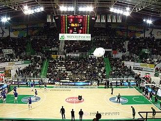 EuroBasket 1979 - Image: 20110126a Pala Sport Mens Sana
