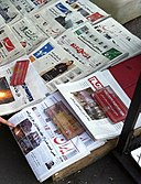 2011 newspapers Tehran 6030393078.jpg