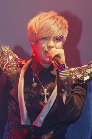 "Alien Huang - Alien Huang ""G·host"" Concert Tour, 2012"