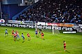 2012 05 18 Last match of association football club HAC (Le Havre, France).JPG