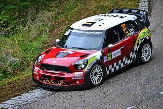 2012 Rallye de France - Dani Sordo during Rally