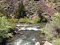 2013-06-28 14 34 50 Confluence of the Jarbidge River and East Fork Jarbidge River near Murphy's Hot Springs in Idaho.jpg