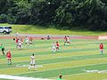 2013-07-04 Chicago Red Stars attacking Western New York Flash.jpg