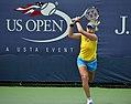 2013 US Open (Tennis) - Qualifying Round - Elena Baltacha (9726617287).jpg