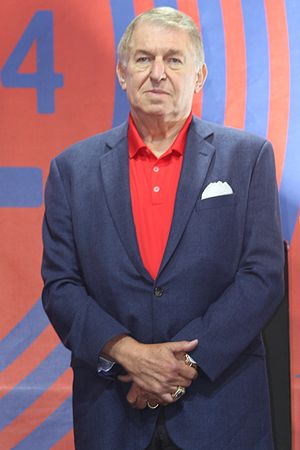Jerry Colangelo - Colangelo at the 2014 World Basketball Festival