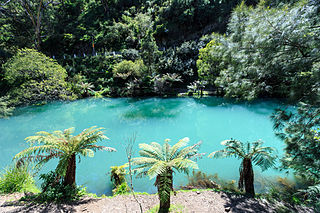 Jenolan River river in New South Wales, Australia
