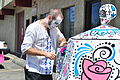 2014 Fremont Solstice parade - Alice-Calavera 12 (14316790118).jpg