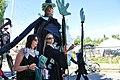 2014 Fremont Solstice parade - TVs & money 10 (14515300164).jpg