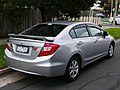 2014 Honda Civic (FB2 MY14) VTi sedan (2015-05-29) 02.jpg