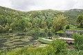 2014 Prowincja Wajoc Dzor, Dżermuk, Widok na jezioro w centrum miasta (01).jpg