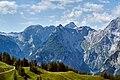 20150823 Königsbachalm mit Hachelwand und Hundstod, NP Berchtesgaden (01911).jpg