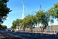 2015 London-Woolwich, Cannon Square construction site 02.jpg