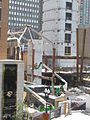 2015 construction of 888 Boylston Street in Boston USA .jpg