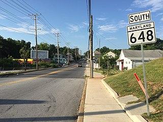 Lansdowne, Maryland Census-designated place in Maryland, United States