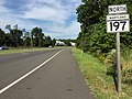 2016-09-09 10 37 45 View north along Maryland State Route 197 (Collington Road) at U.S. Route 301 (Crain Highway) in Bowie, Prince Georges County, Maryland.jpg
