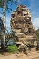 2016 Angkor, Angkor Thom, Brama południowa (04).jpg
