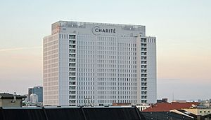 Healthcare in Germany - The Charité university hospital in Berlin