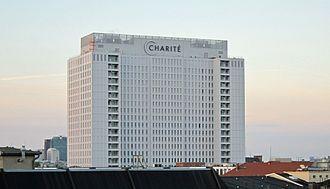 Charité - Campus Charité Mitte (CCM) main building