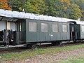 2017-10-12 (121) Narrow gauge rail wagon Bi-s 3612 at train station Kienberg-Gaming.jpg