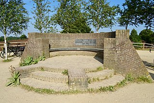 Posbank memorial