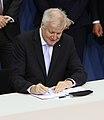 2018-03-12 Unterzeichnung des Koalitionsvertrages der 19. Wahlperiode des Bundestages by Sandro Halank–038.jpg