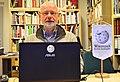 2018-11-14 Prof. Dr. theol. habil. Alois Stimpfle im Wikipedia-Büro Hannover (01).jpg