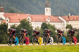 20180923 UCI Road World Championships Innsbruck Women's TTT Team Canyon SRAM DSC 6593.jpg