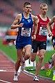 2018 DM Leichtathletik - 1500 Meter Lauf Maenner - Marvin Heinrich - by 2eight - DSC6477.jpg