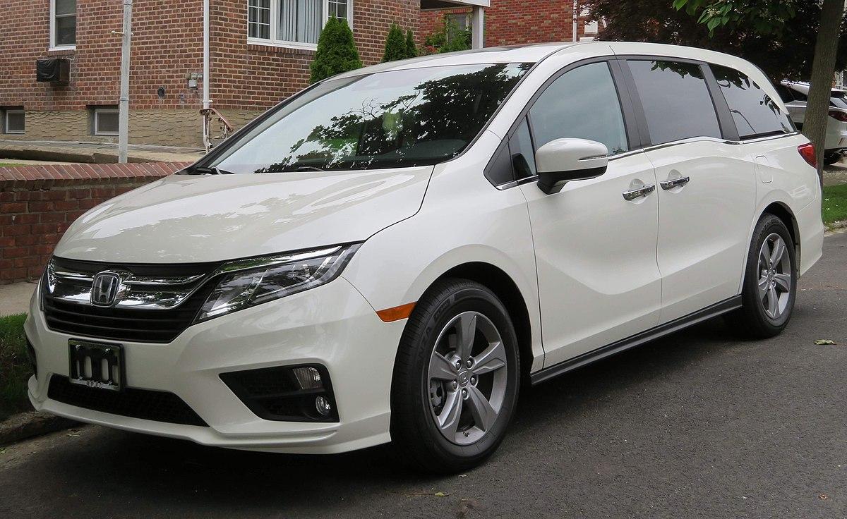 cbc6b83a27 Honda Odyssey (North America) - Wikipedia