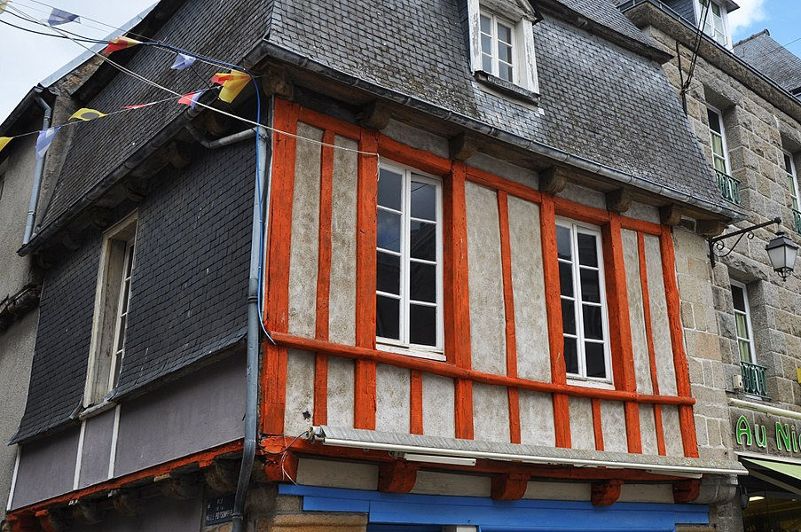 Paimpol (France, Brittany)