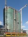 27-03-2019 budowa The Warsaw Hub, 2.jpg