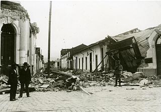 1928 Talca earthquake