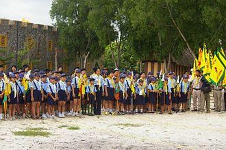 Cub Scout - Vietnamese Cubs