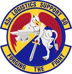 43 Logistics Support Sq emblem.png