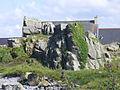 4646.Das Felsenmeer rings um das Pointe du Château - Côte de Granit Rose - commune Plougrescant ,Departement Côtes-d'Armor , Region Bretagne - Spaziergang - Steffen Heilfort.JPG