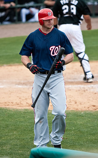 Chris Duncan - Duncan with the Washington Nationals